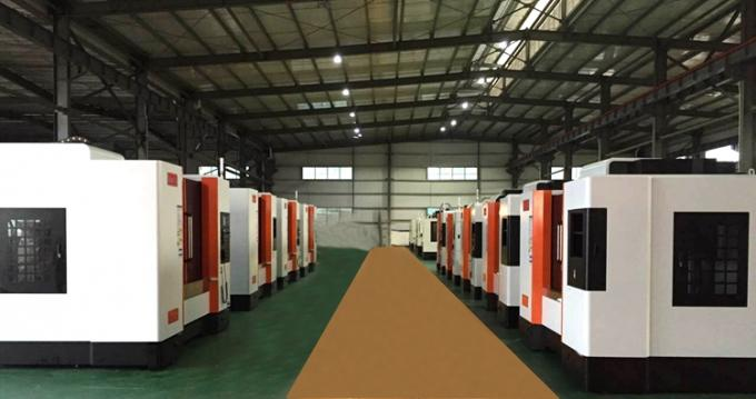 Precision Vertical Machining Center