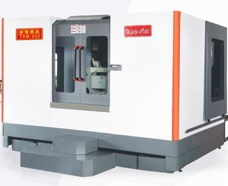 China High Efficiency 5 Axis CNC Machining Center 12000 Or 15000 Rpm Spindle Speed supplier