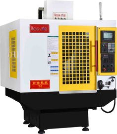 China 16T / 21T Magazine CNC Vertical Drilling Machine With BT30 Spindle Taper supplier