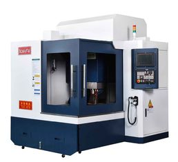 China 0.005 mm Accuracy High Speed Machining Center High Transmission Efficiency supplier