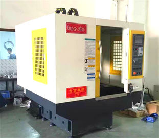 China High Precision CNC Vertical Tapping Machine Repeated Positioning Accuracy 0.0025 mm supplier