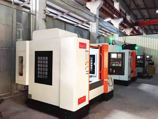 China 24T Magazine CNC Horizontal 3 Axis Machining Center 6000 RPM Spindle Speed supplier