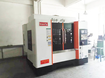 China Work Table CNC Horizontal Machining Center 6000 RPM 1200 KG Max Load supplier