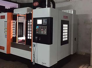 China Spindle Speed Taiwan CNC Milling Machine Max Load 150KG 10000 mm/min supplier