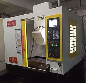 China High Accuracy CNC Vertical Milling And Drilling Machine No Deformation 20000 RPM supplier