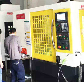 China High Rigidity Compact CNC Milling Machine Five Axis VMC Machine 4000KG supplier