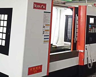 China 0.003mm Accuracy Precision CNC Machining Center , 3 Axis VMC Machine supplier