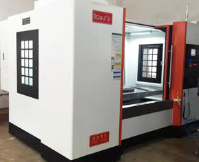 China Low Noise CNC Horizontal Machining Center Almost No Vibration 6000 RPM supplier