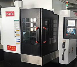 China High Rigidity Mini CNC Vertical Milling Machine Taiwan Brand PMI Or HIWIN Brand supplier
