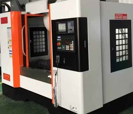 China Highest Stability 3 Axis CNC Machining Center 48m Per Minute Fast Traverse Speed supplier