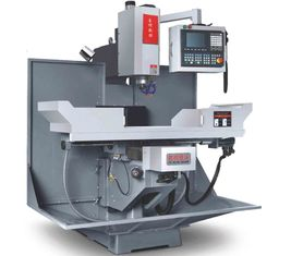 China High Efficiency Turret Milling Machine X Y Z Axis Linear Way Fast Movement supplier