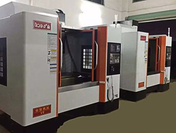 China Stable Performance 3 Axis Vertical Milling Machine , German CNC Machine supplier