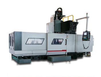 China Heavy Cut Double Column Machining Center Multiple Level 6000 RPM Spindle Speed supplier