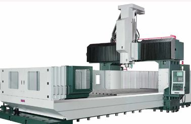 China High Power Moving CNC Double Column Machining Center Various Column Distance supplier
