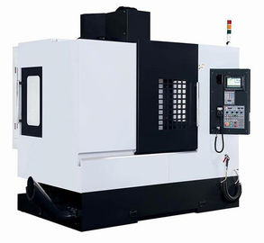 China Heavy Cutting Siemens Box Way CNC And VMC Machine 1000 KG Max Load 8000 RPM supplier
