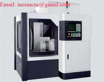 China High Torque CNC Vertical Milling Machine Direct Drive Spindle Germany R W Coupling supplier