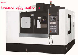 China Linear Way Three Axis Milling Machine Taesin V6 10000 RPM Spindle Speed supplier