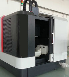 China Linear Way 5 Axis CNC Machining Center 5 Axis Vertical Milling Machine supplier