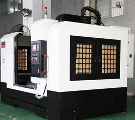 China High Torque Power High Speed Machining Center 750mm 7.5KW Spindle Motor supplier