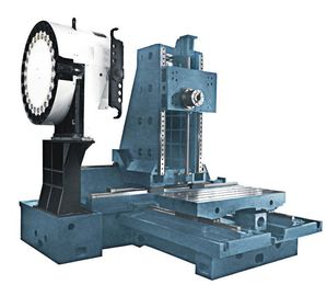 China 6000 RPM Horizontal Milling Center Super Efficiency Powerful Cutting Capability supplier