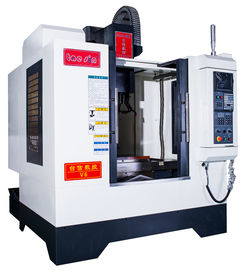 China High Precision 3 Axis CNC Vertical Machining Center , High Speed VMC Machine distributor