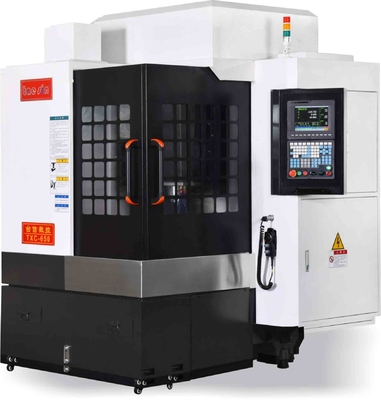 China 18000 Rpm High Precision CNC Milling Machine Linear Way German CNC Machine distributor