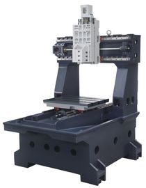 China 24000 RPM High Speed VMC Machine Mini CNC Machining Center 0.005 mm Accuracy distributor