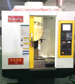 China High Rigidity Column CNC Tapping Center Three Axis For Precise Machining factory
