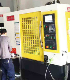 China Low Inertia Spindle Design CNC Tapping Machine For dDigital Products , Auto Parts factory