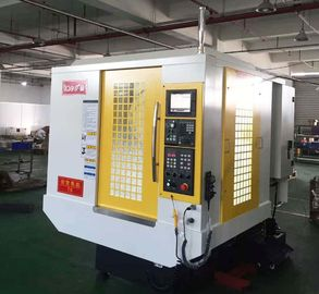China Rib Reinforced Precision CNC Machining Center 5.5KW Spindle Motor With 15000RPM distributor