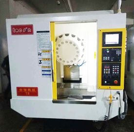 China High Precision Industrial CNC Machine Two Plate Shield Design 60m Per Minute distributor
