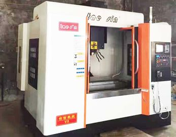 China High Efficiency 3 Axis CNC Machining Center Optimum Finishing Surface distributor