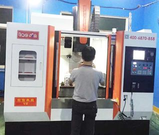 China High Rigidity 3 Axis CNC Machining Center 12000 RPM Direct Drive Spindle distributor