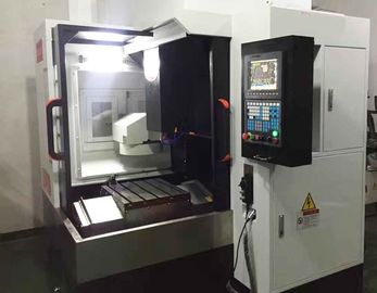 China 24000 RPM High Speed CNC VMC Machine Five Axis Machining With 150 KG Max Load factory