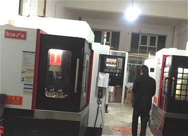 China High Stability Reinforced Base 5Th Axis Cnc Milling Machine ,  VMC Equipment factory