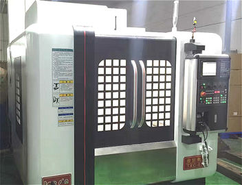 China 7.5KW 24000 RPM Spindle High Speed Machining Center For Solid Workpiece distributor