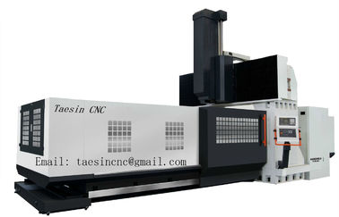 China Roller Type Linear Way Double Column Machining Center CE Certification distributor