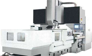 China 5 Face Double Column Machining Center Various Door Width Design For Flexible Machining distributor