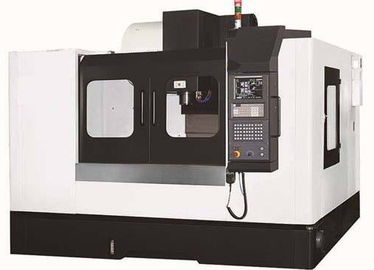 China 21 Tool Box Way Taiwan CNC Milling Machine 0.001 mm Positioning Accuracy distributor