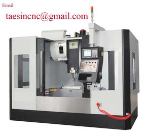 China High Speed Spindle 3 Axis Machining Center 2 Second Tool Exchange Interval factory