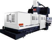 High Rigidity Vertical Double Column Machining Center Integrated Rib Structure