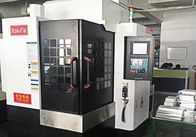High Performance CNC Vertical Computerized Milling Machine Perfect Cutting Capability