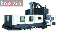 4 Meter Door Width CNC Double Column Milling Machine For Large Size Processing